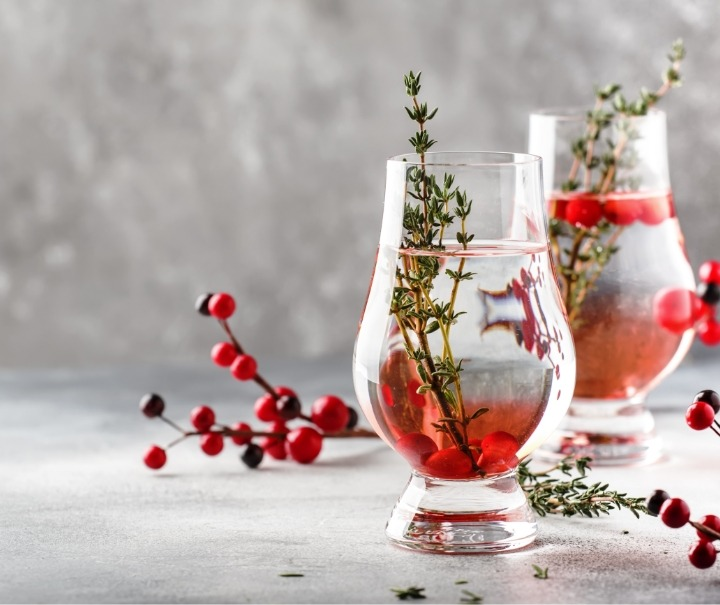 beverage raspberry creations