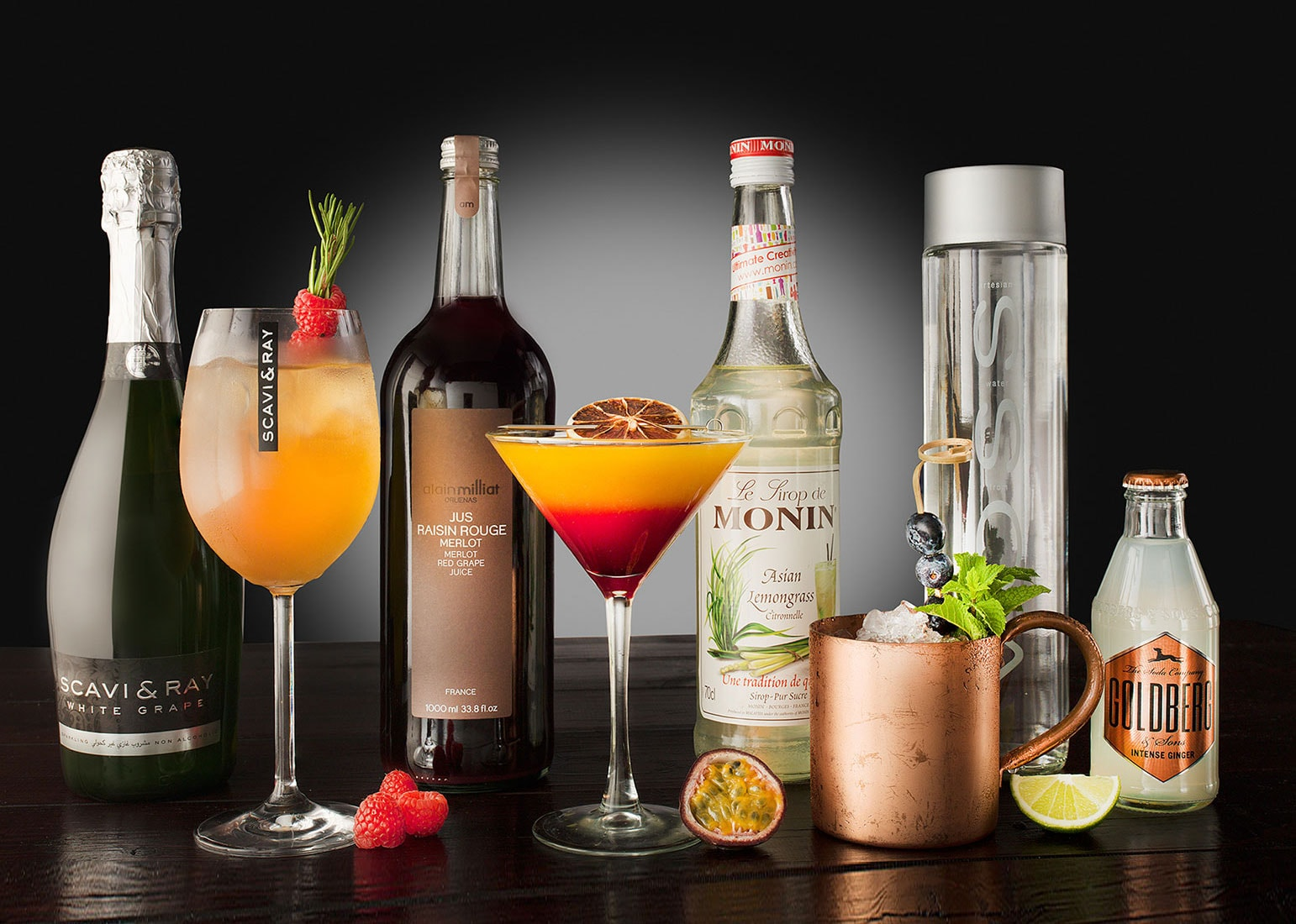 non alcoholic beverages
