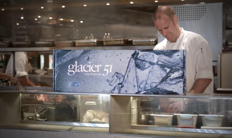 Glacier 51 Toothfish