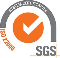 SGS CERTIFICATION ISO 22000