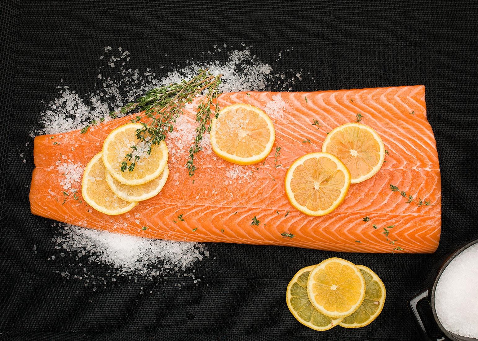Fresh Scotland Salmon