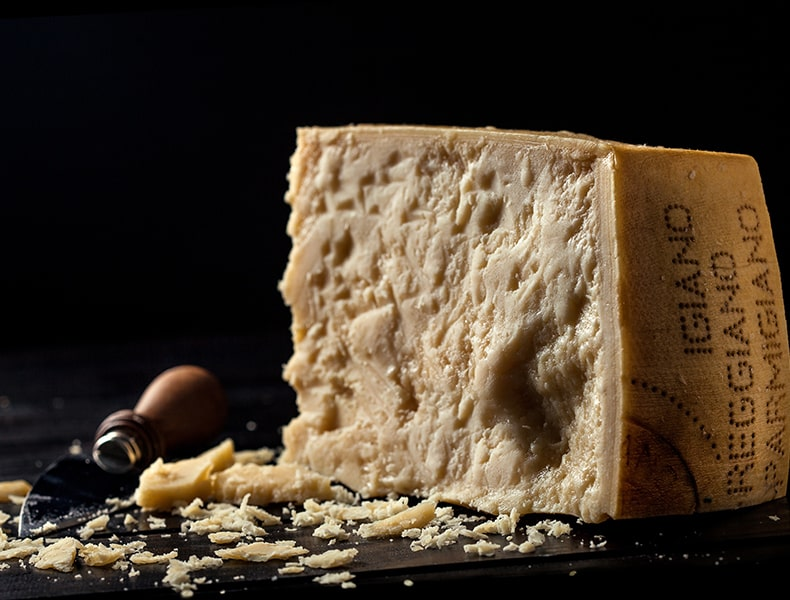 Parmigano Italian Cheese