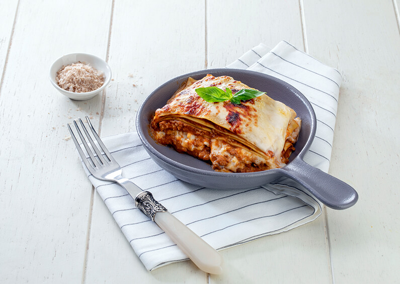 Beef Lasagna - ready meals